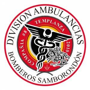 División Ambulancias #8